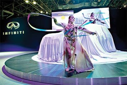 Cirque du Soleil compra Blue Man con miras a su diversificación