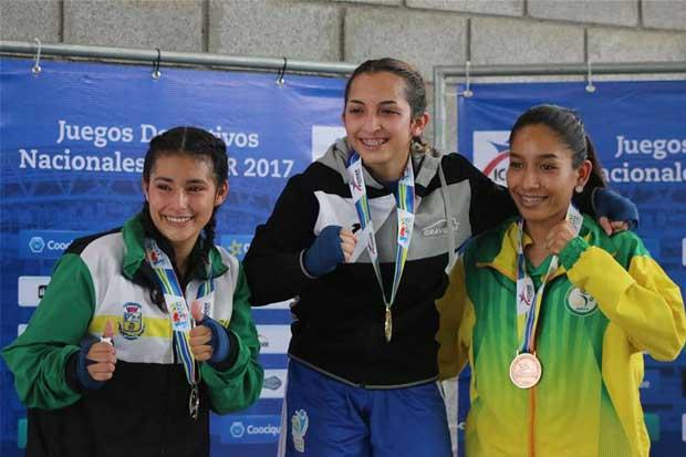 Boxeo repartió 32 oros hoy en Juegos Nacionales