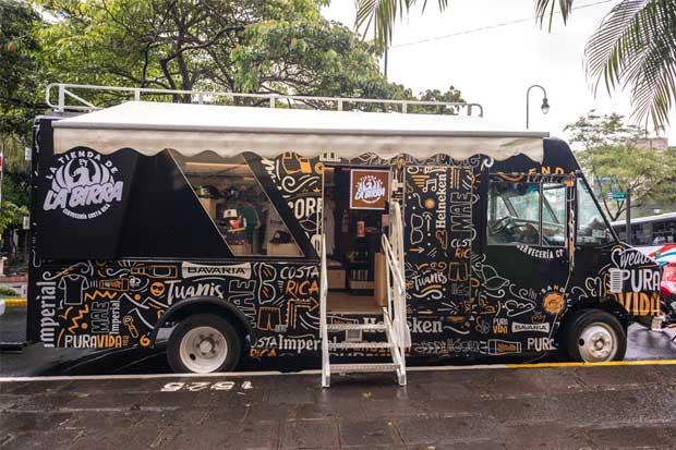 La Tienda de la Birra tendrá unidad móvil en el FIA