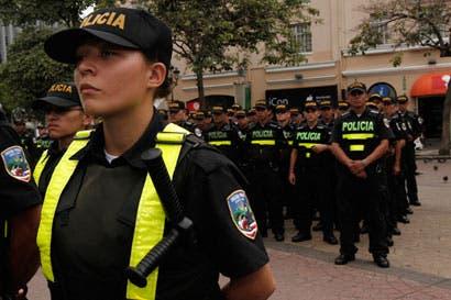 Policías estrenarán polígonos virtuales