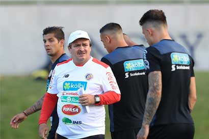 """Ramírez: """"Buscar la Copa Oro es primario"""""""