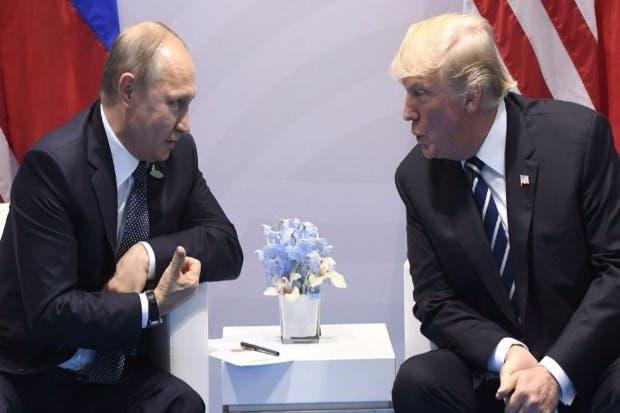 Trump y Putin acuerdan cese al fuego en Siria tras reunión