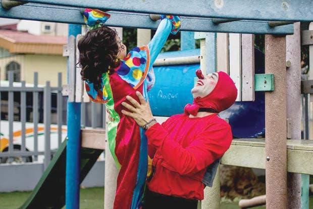 Arte circense se abre espacio en Costa Rica