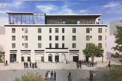 Avanza proceso para intervenir Gran Hotel Costa Rica