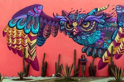 Muralistas internacionales plasmarán arte en Jacó