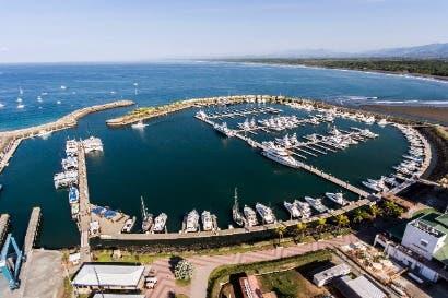 Marina Pez Vela catalogado mejor astillero de Centroamérica