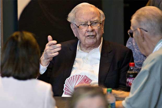 Warren Buffett dona US3,170 millones