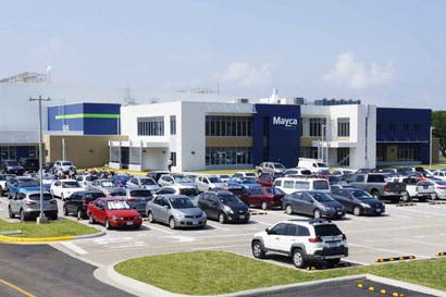 Mayca inaugurará centro de distribución