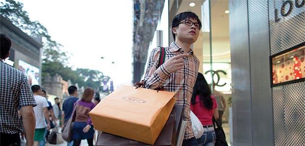 Las compras dejan de ser el mantra de los turistas chinos