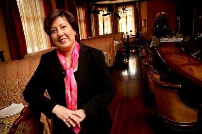 Mónica Segnini es la nueva presidenta del BCR