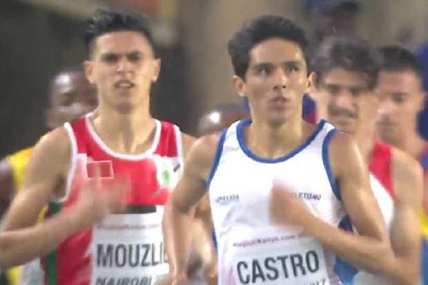 Tico clasificó a semifinal del Mundial de Atletismo