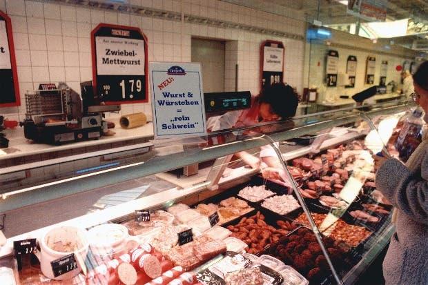 Alemanes dejan el cerdo de lado para volverse  vegetarianos