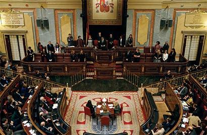 Congreso español apoya plan de gastos de Rajoy con miras a 2018