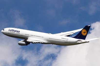 Lufthansa conectará Frankfurt con San José