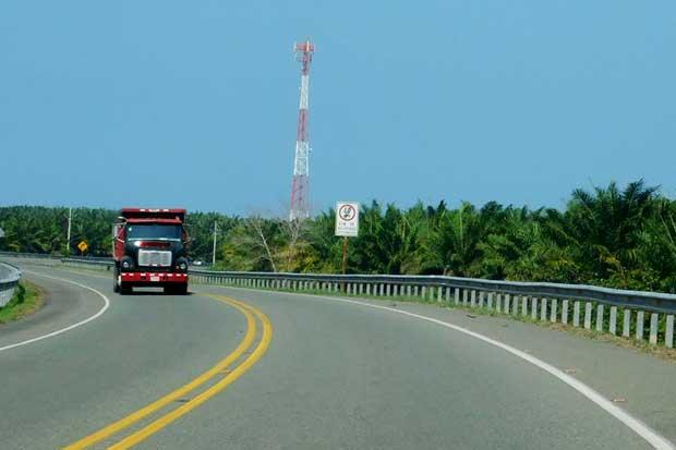 Más de 1.400 conductores sancionados por prácticas peligrosas en carretera