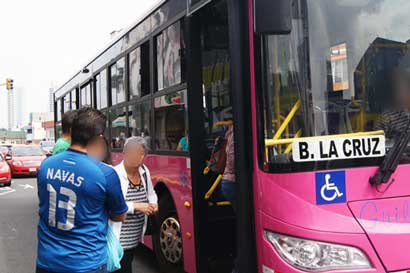 LARED será el nuevo operador de rutas que abandonó Guilial