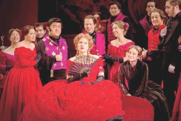 """La traviata"" se adapta al 2017"