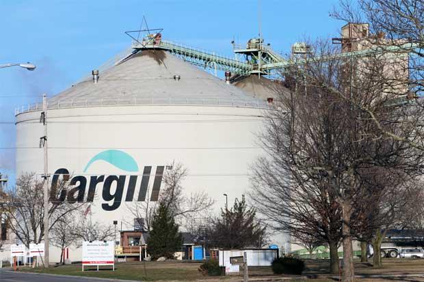 Cargill registra ganancia récord luego de reestructuración