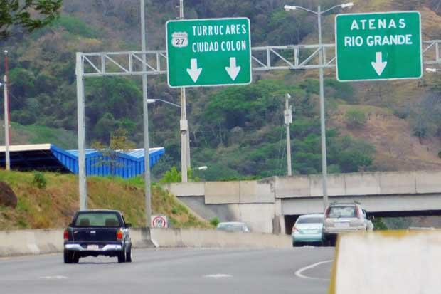 Ruta 27 tendrá reversibilidad este domingo