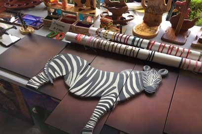Reos tendrán feria de artesanía en Ciudad Colón