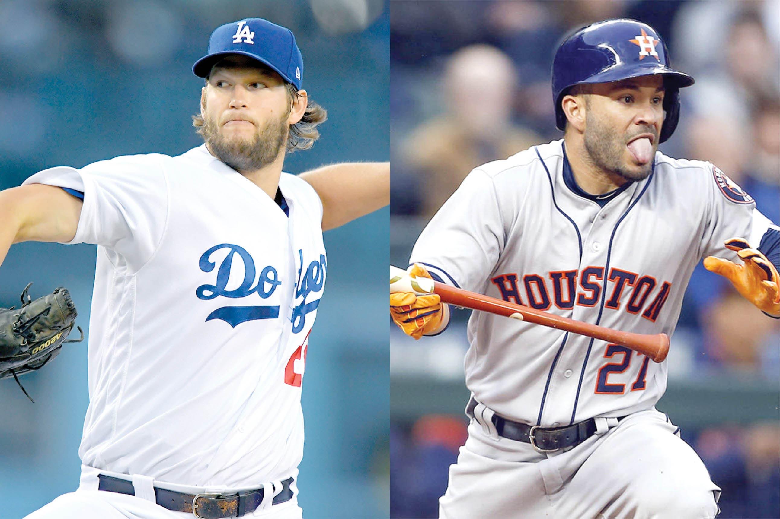 Dodgers y Astros dominantes