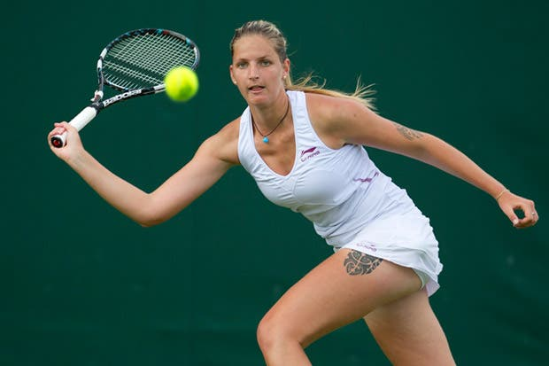 Tenis con nueva reina