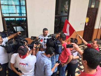 Otto Guevara irá por su quinto intento presidencial