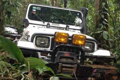 Más de 30 vehículos 4x4 estarán en exhibición en Heredia