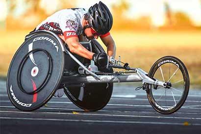 """""""Lobito"""" Fonseca termina sexto en Mundial Paralímpico de Atletismo"""