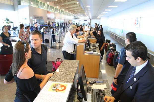 Habrá restricción para portátiles y tabletas en vuelos a EE. UU