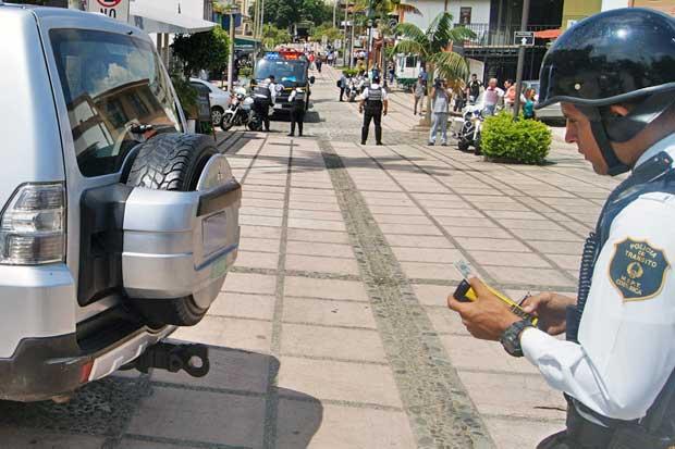 Tránsito podrá multar aunque conductor no esté presente