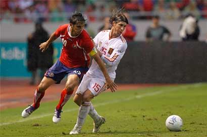 Amistoso de 2011 entre Costa Rica y España bajo investigación