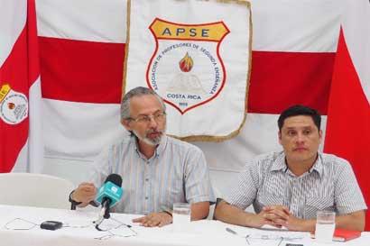 APSE reclama exclusión de mesa para negociar salarios públicos