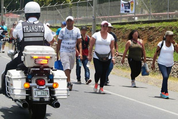 Tránsito iniciará operativo por romería el viernes
