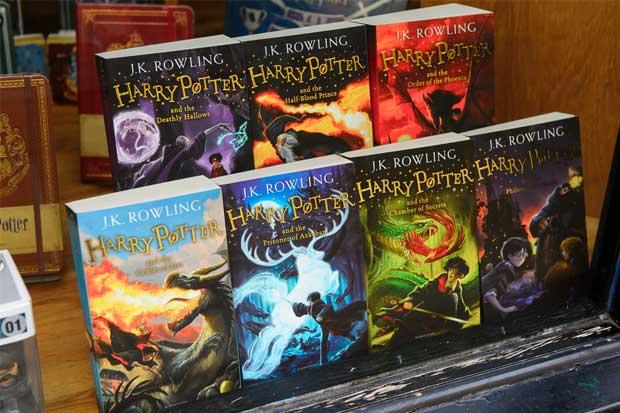 La saga de Harry Potter tendrá dos nuevos libros