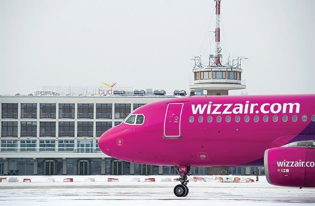WizzAir elimina tarifas de equipaje de mano a partir de octubre