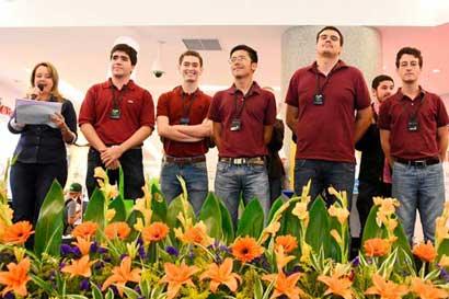 Estudiantes costarricenses ganan importante premio en concurso de Cisco