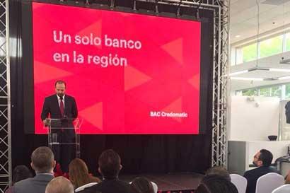 BAC Credomatic anuncia la fusión de sus principales marcas