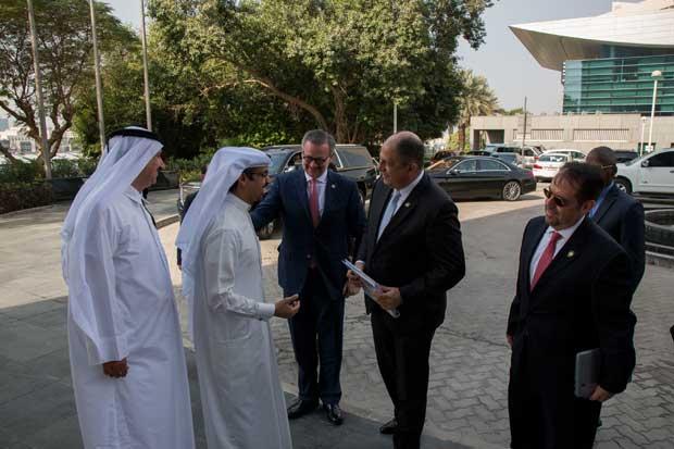 Inversionistas de Emiratos Árabes valorarán potencial de Costa Rica