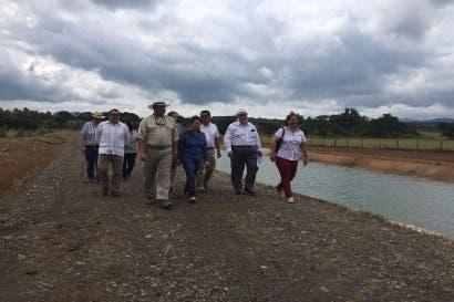 Distrito de Riego Arenal Tempisque ampliará canal de irrigación