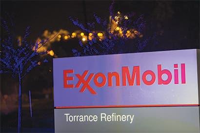 Exxon recibe multa de EE.UU. por violar sanciones contra Rusia