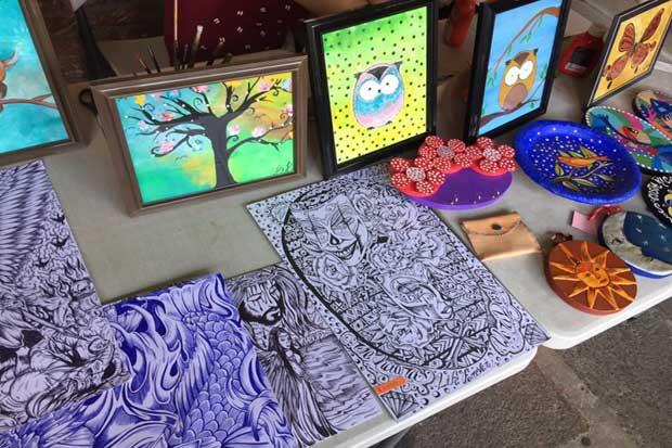 Privados de libertad participarán en feria de artesanías