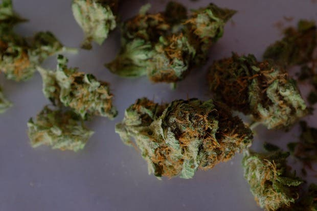 Marihuana legal gana terreno en mercado de California