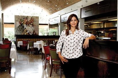 Gastronomía italiana se sale de lo convencional
