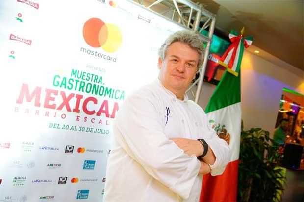 Festival de comida mexicana ya arrancó en Escalante