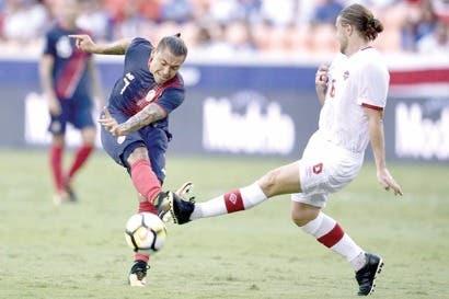 Costa Rica se pierde la oportunidad de llegar a la final de Copa Oro