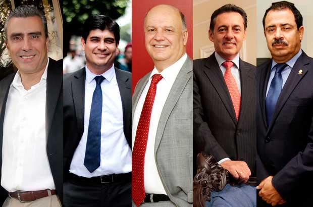Conversatorio reunirá a candidatos presidenciales