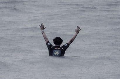 Jason Torres se coronó campeón del surf nacional