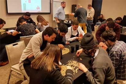 Café costarricense busca encantar a los chilenos