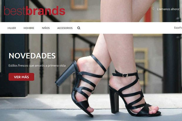Best Brands relanza su web